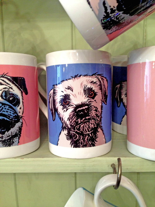 Border Terrier Lovers Stuff.  Prices from £3.50